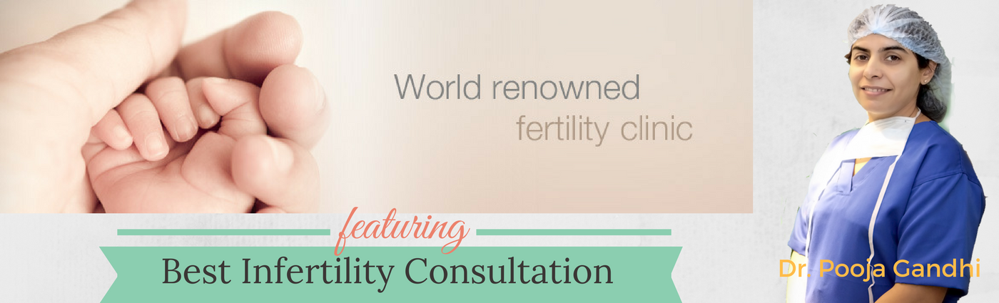 Dr. Pooja Gandhi IVF Consultation