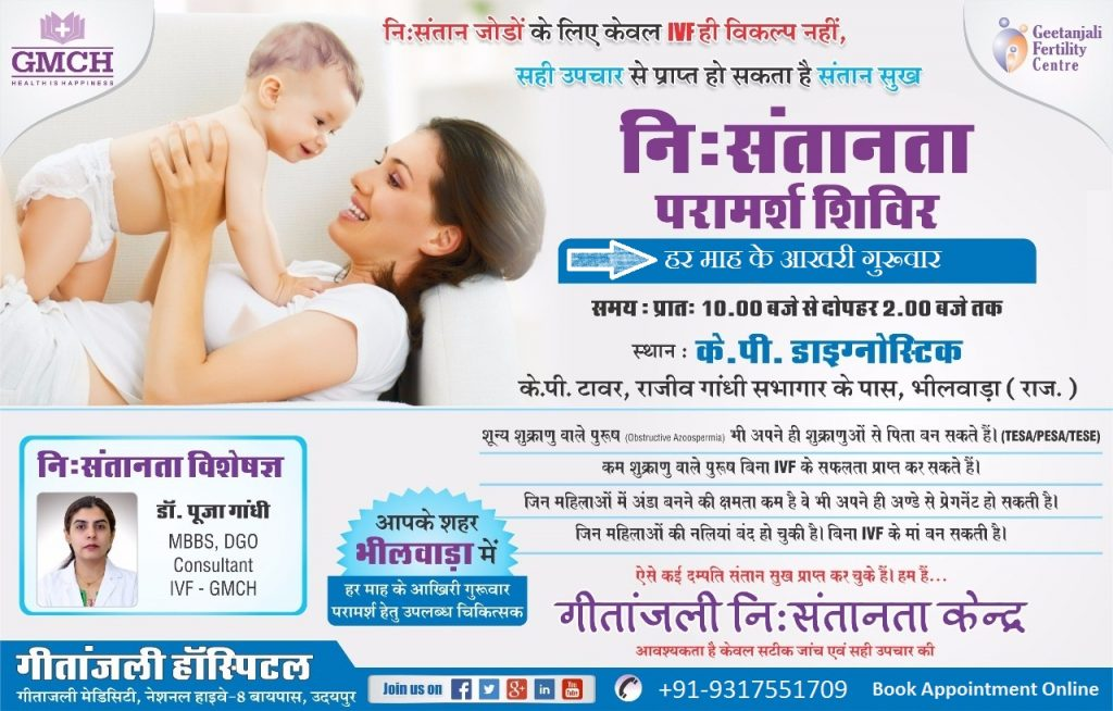 Best IVF Specialist in Rajasthan